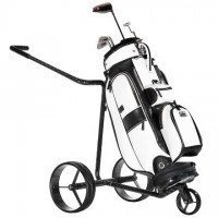 JuCad Carbon Drive Remote Control Electric Golf Caddy