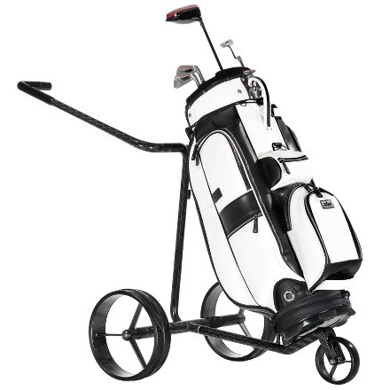 Jucad Carbon Drive.Jucad Carbon Drive Remote Control Electric Golf Caddy