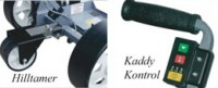 Golf Caddy Accessories - Lectronic Kaddy TS-1 Kaddy Kontrol With Hilltamer Image