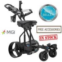 MGI Quad Navigator Remote Control Lithium Electric Caddy - Best Seller (NOW IN STOCK!!)