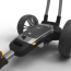 2020 Powakaddy CT6 Electric Golf Trolley - Sleek Design