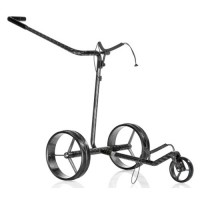 JuCad Carbon Carbon Classic Remote Control Electric Golf Caddy