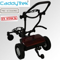 Caddytrek CT 2000R2 The Cabin Fever Limited Edition Model Caddy Wraps (In Stock)
