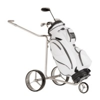 JuCad Drive SL Travel Remote Control Electric Golf Caddy