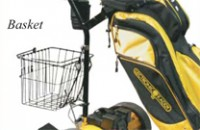 Lectronic Kaddy Accessories - Dyna Steer Fore Links Caddy Basket Image