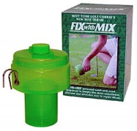 Golf Caddy Accessories - Club Runner Sand And Seed Dispenser Image