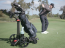 Foresight Sports Follow/Remote Control Electric Golf Caddy - Great Caddy
