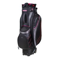 Datrek Transit Cart Bag (Black/Charcoal/Pink)