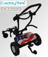 Caddytrek CT 2000R2 Stars and Stripes Edition Model