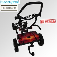 FTR Caddytrek CT2000R2 Sunset Follow/Remote Control Golf Caddy