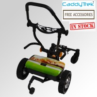 FTR Caddytrek CT2000R2 Sunrise Follow/Remote Control Golf Caddy
