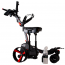 MGI ZIP X3 Lithium Electric Golf Caddy Trolley - Best Seller - Titanium Grey
