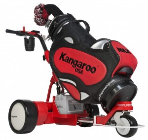 Kangaroo Hillcrest Max Remote Control Golf Trolley is the Most Durable Caddy on the Market Today