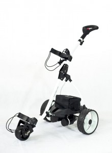 Remote Control Power Caddie - Cart-Tek GRX-1155R - Front View