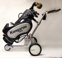 Kangaroo Caddy Model 5 Electric Golf Caddy