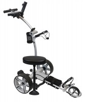 Spitzer RL170 Lithium Remote Controlled Golf Caddy with Integrated Seat