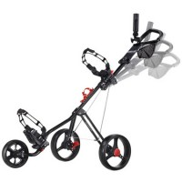 Caddytek CaddyLite 11.5 V2 Golf Push Cart With Ergonomic Adjustable Handle