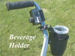 Golf Caddy Accessories - Lectronic Kaddy TS-1 Beverage Holder Image