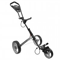 IZZO Golf Rover II Push Cart - Black