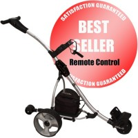 Spitzer R5 Digital Remote Controlled Electric Golf Caddy