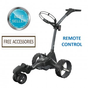 2020 Motocaddy S7 Remote Control Electric Golf Trolley - Best Seller