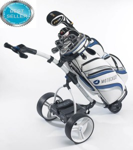 Motocaddy S3 Pro Lithium Electric Golf Trolley - Best Seller