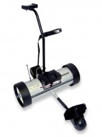 Remote Control Golf Trolley - Lectronic Kaddy Dyna Steer - Front View