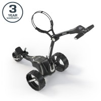 Motocaddy M-TECH Lithium Manually Controlled Electric Golf Caddy - 3 Year Warranty