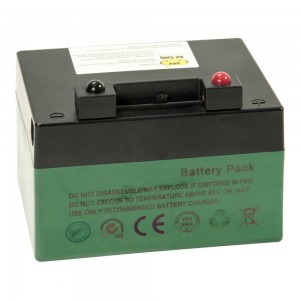 Bat Caddy 12V 25Ah Lithium Replacement Battery