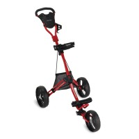 Bag Boy Three Wheel Express DLX Golf Push Cart