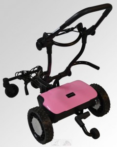 Caddytrek CT 2000R2 Pink Lady Edition Model