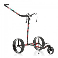 JuCad Camouflage Remote Control Electric Golf Caddy