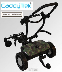 Caddytrek CT 2000R2 The Hunter Limited Edition Model