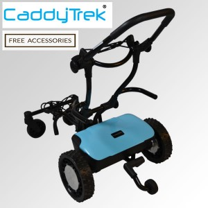 Caddytrek CT 2000R2 Bel Air Limited Edition Model