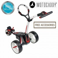 Motocaddy M1 Lithium Electric Golf Caddy