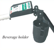 Lectronic Kaddy Accessories - Dyna Steer Beverage Holder Image