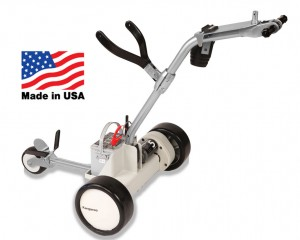 Kangaroo Model 5 Electric Golf Caddy - Made in the USA