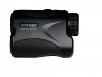 Laser Range Finder by Clever Caddie - R400P (Black)