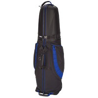 Bag Boy T-10 Hard Top Travel Cover - Black/Royal