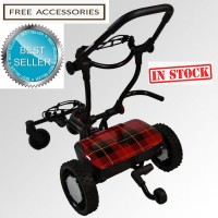 FTR Caddytrek CT2000R2 The Highlander Follow/Remote Control Golf Caddy