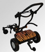Caddytrek CT 2000R2 Wildcat Edition Model Folded
