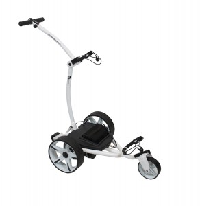Spitzer RL200 Lithium Remote Controlled Golf Caddy - Front Side View