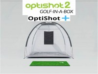 OptiShot2 Golf In A Box Package - OptiShot+ (Net & Mat)