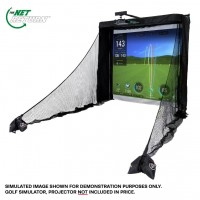 The Net Return Golf Simulator Series Golf Net