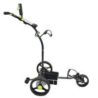 Remote Control Electric Golf Caddy - Spitzer Golf Donkey G8 - Side View
