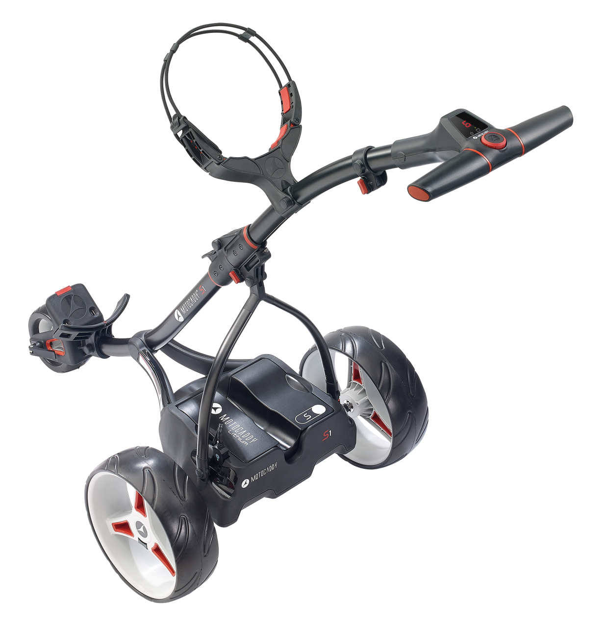Motocaddy S1 Digital Lithium Electric Golf Trolley