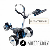 Motocaddy M5 Connect Lithium Electric Golf Caddy