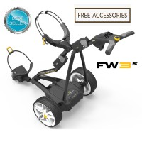 Powakaddy FW3s Lithium Electric Golf Trolley