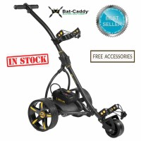 Electric Non Remote Golf Caddy - Bat Caddy X3 Sport Model - Best Seller (IN STOCK)